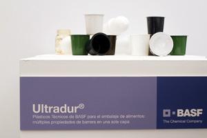 BASF presenta Ultradur®, un innovador plástico para envases de alimentos y cosméticos moldeados por inyección
