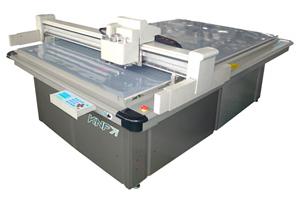 Perez Camps mostrará en graphispag.digital la máquina de corte por cuchilla KNF