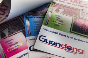 La innovación de Guandong llega a Fespa 2013