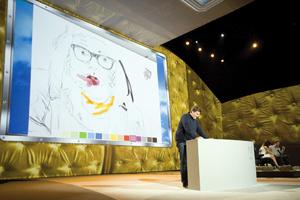 Adobe ofrece avances de la innovación creativa más vanguardista en la conferencia MAX 2013
