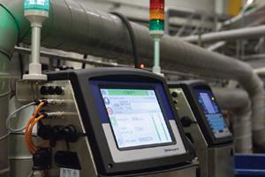 VIDEOJET® presenta las impresoras de inyección de tinta continua Ultra High Speed