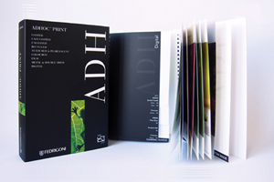Nuevo catálogo de ADHOC PRINT de Fedrigoni