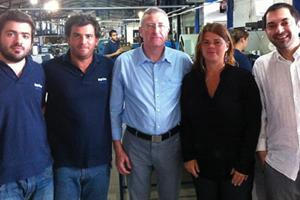 Imprimex S.A., empresa de referencia en el mercado gráfico de Uruguay, apuesta por el sistema de gestión Palmart