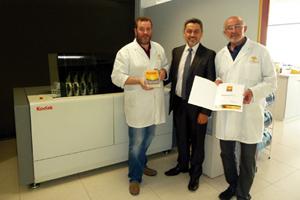 Magnegraf, pionera en España en obtener la certificación KODAK FLEXCEL NX
