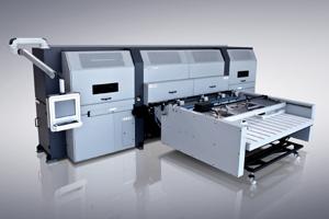 La Serie Rho 1000, las impresoras planas UV más productivas