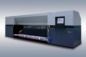Durst Rhotex 322, impresora Inkjet textil para aplicaciones publicitarias