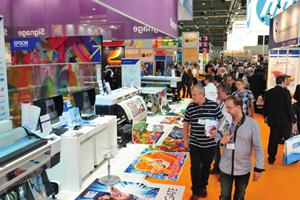 FESPA 2013 de Londres demuestra ser un destino mundial para la impresión