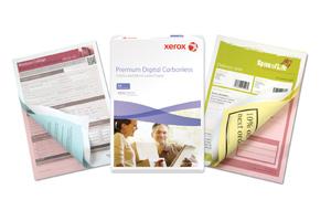 El papel autoborrable para impresión digital de Xerox es ahora compatible con equipos de otros fabricantes