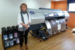 Estampados Pérez conquista el mercado de la sublimación textil con Mimaki