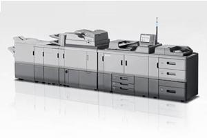 La gama Pro™ 8100S amplía la oferta de equipos de producción digital en B/N de RICOH