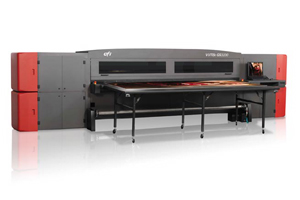 Foxmark Corporation usa su nueva EFI VUTEk  GS3250 Pro para expandir el negocio