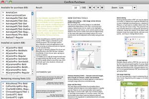 Enfocus soluciona el problema de la ausencia de fuentes en archivos PDF mediante un acuerdo exclusivo con Monotype