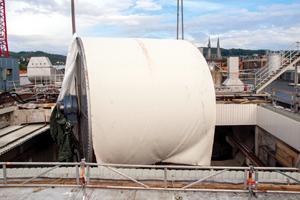 Sappi remodela la máquina PM2 de su fábrica Alfeld Mill para aumentar la producción de papeles especiales