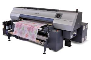 La nueva Mimaki Tx500-1800B ofrece alta calidad, impresión textil de bajo coste en la más amplia gama de tejidos en el mercado