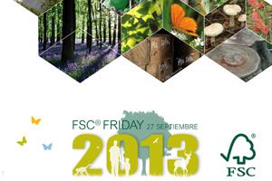 Antalis celebra el FSC® Friday 2013