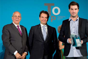 Los ganadores de Fedrigoni Top Award 2013