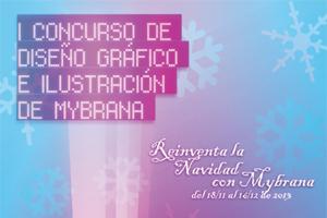 """I Concurso Nacional de Diseño Mybrana """"Reinventa la Navidad"""""""