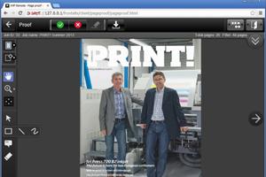 Fujifilm anuncia la presentación del módulo XMF Remote 9.5, la última versión de su sistema de gestión de trabajos de impresión en línea