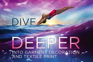 Sumérjase en la decoración de prendas de vestir y en la impresión textil en Fespa Fabric 2014