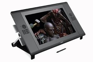 Wacom rebaja el precio de su Cintiq 24HD touch en €500