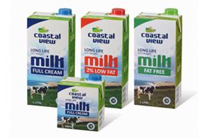 Coega Dairy se decanta por envases de cartón de SIG Combibloc