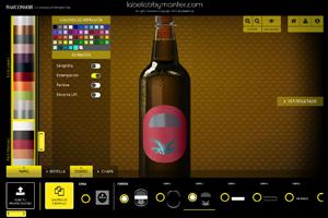 Labelabbymanter 2.0, la herramienta que facilita el diseño de etiquetas de vino