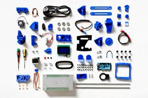 Explorando la capacidad de (re)producción de las impresoras 3D en la Sala Vinçon