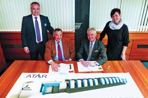 Atar y KBA: alta calidad y alta tecnología