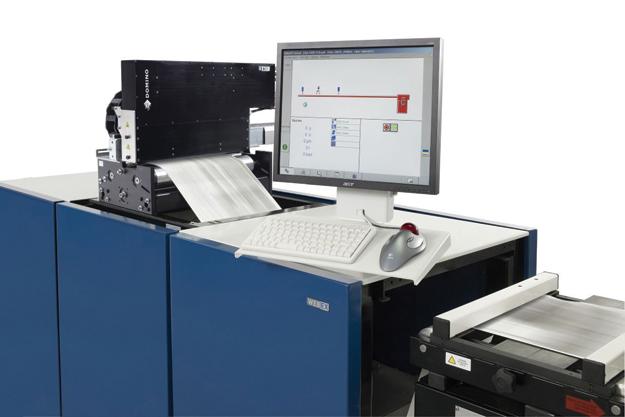 Domino demuestra la versatilidad y el valor añadido de sus soluciones de impresión digital por inyección de tinta en Ipex 2014