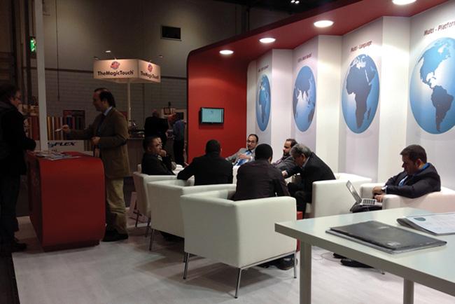 SISTRADE con una fuerte presencia en Ipex 2014