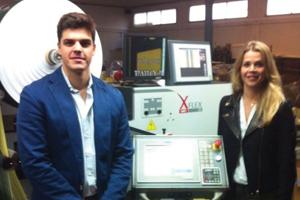 Etiquetas Rocafer encuentra la simplicidad operacional y la flexibilidad de las máquinas OMET