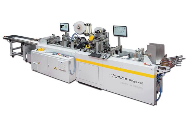 Debut mundial en Interpack del sistema independiente DIGILINE Single 450