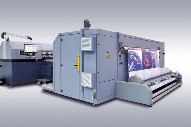 Nueva Durst Rhotex HS, la impresora digital para rotulación textil más rápida