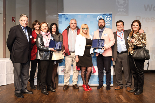 Cartonajes Font gana 2 premios WorldStar  Packaging Awards