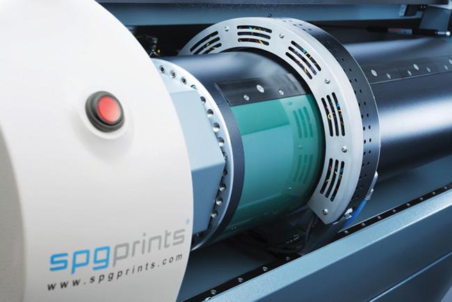 Lector de imágenes variLEX CTP / CTS de SPGPrints: una sola solución digital para impresión flexográfica, offset en seco y serigrafía de alta definición