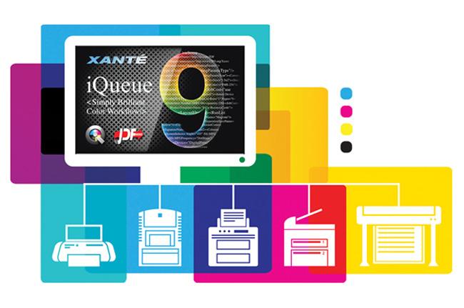 Xanté anuncia las capacidades avanzadas de código de barras para los sistemas de impresión Excelagraphix e Impressia