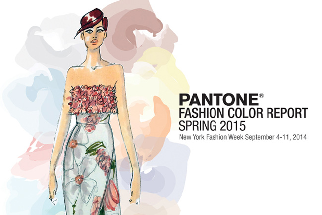 Pantone anuncia el Informe del Color para la primavera 2015