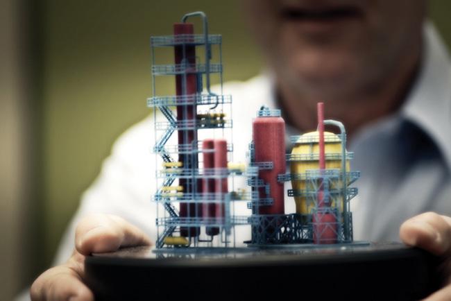 HP anuncia el futuro de la impresión 3D y la  informática inmersiva