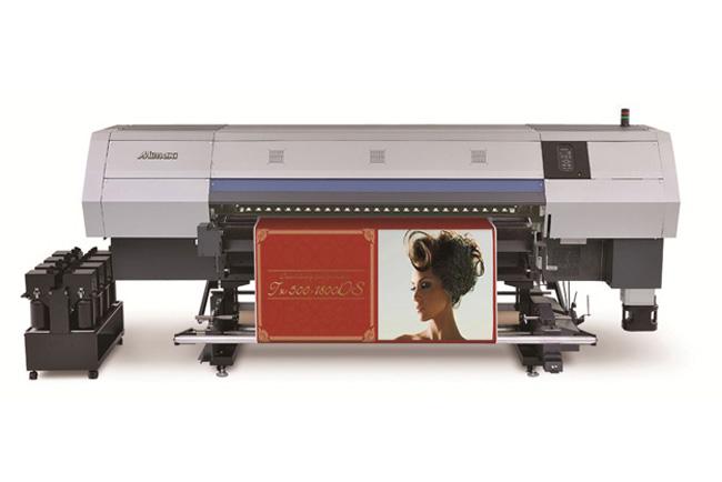 Mimaki habla de la impresión digital de tejidos y papel pintado en Heimtextil 2015