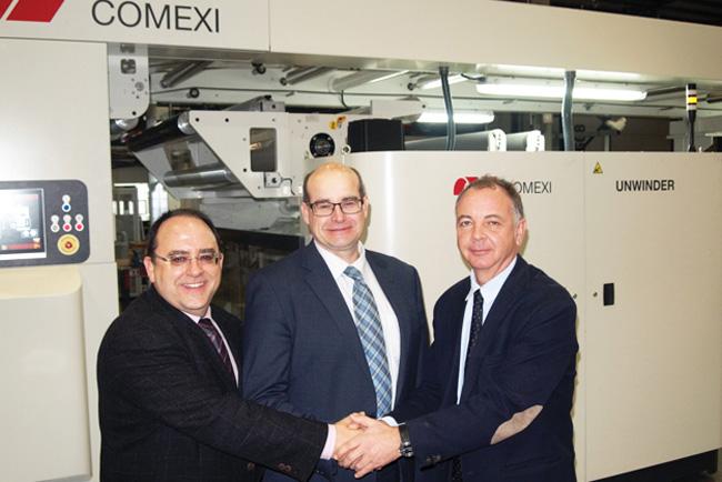 Innovo Packaging, nueva empresa representante de Comexi Group en el Reino Unido e Irlanda
