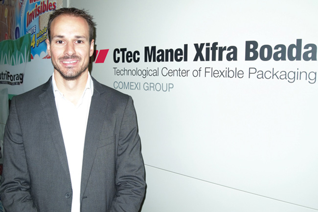Comexi Group nombra a David Centelles nuevo director de marketing corporativo