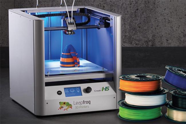 RICOH se asocia con Leapfrog 3D Printers