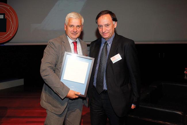 J. Vilaseca, ganador de los Premios Valores del Papel 2015