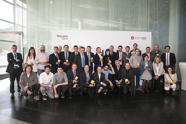 Hispack acoge la entrega de los Premios Líderpack