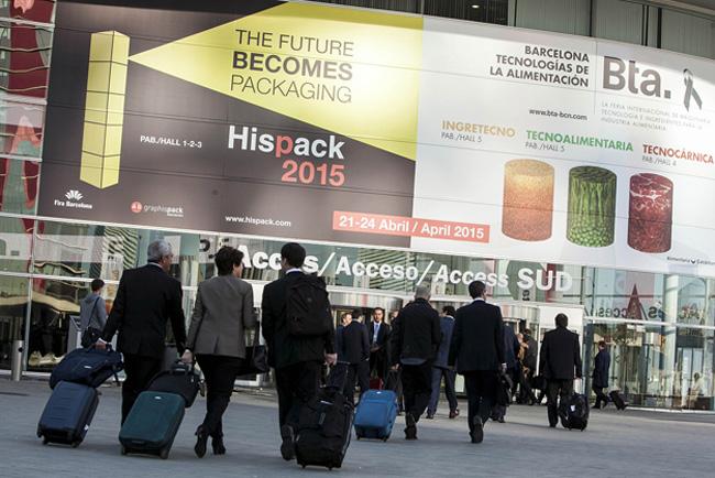 Hispack confirma las buenas perspectivas de la industria del packaging