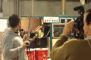 Inapa crea una nueva canción con sonidos de su equipo y operaciones