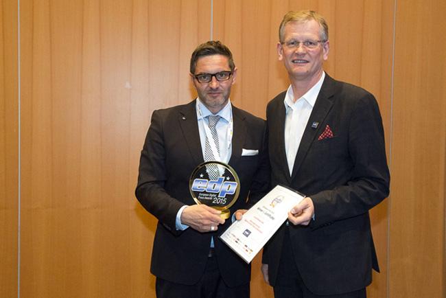 Durst Rhotex HS, galardonada con un premio EDP en la FESPA 2015