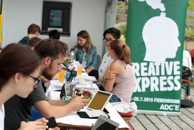 ADCE sube el nivel: jóvenes talentos en la 4a edición de Creative Express