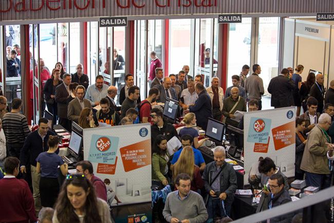 La segunda edición de C!Print Madrid se vuelve un referente del mercado gráfico español