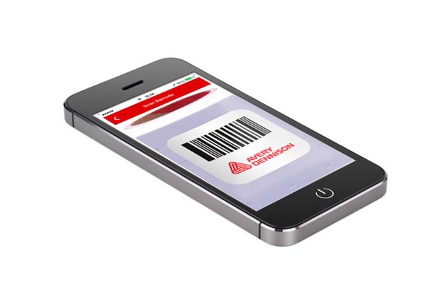 Avery Dennison presenta su nueva app Scan-to-Order para la realización de pedidos de una forma mas rápida y fácil